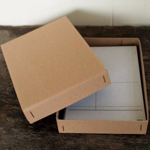 Classiky Large Paper Lid Box 45405-06