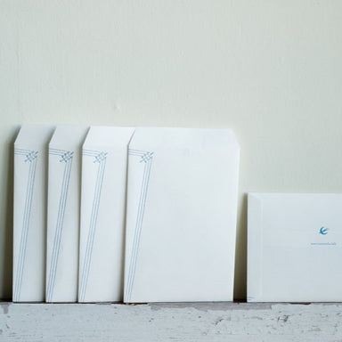 Letterpress Envelopes