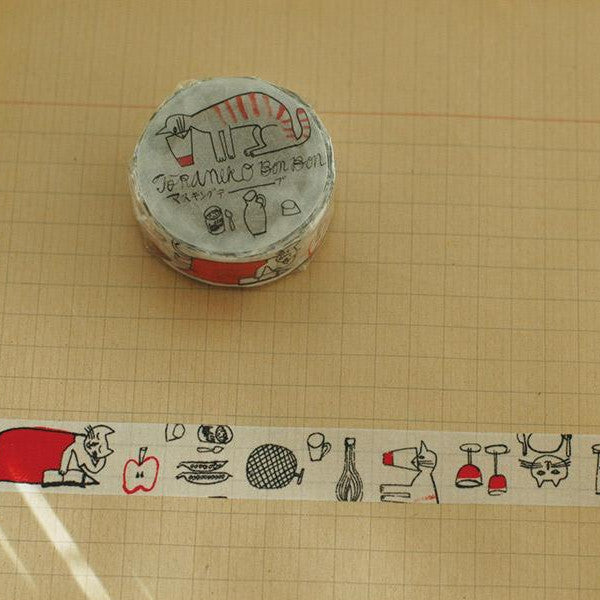 Classiky Washi Tape - Cat A 99215-01