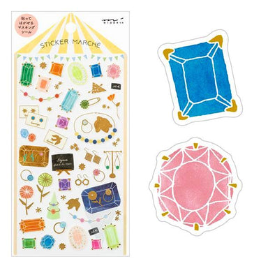 Masking Stickers - Jewelry