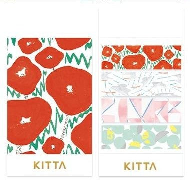 [Pre-order / Shipped on/after Sep. 30th] KITTA Stickers - Scene