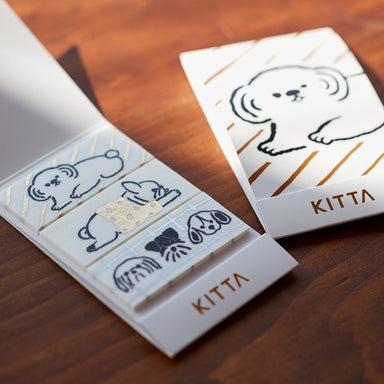 Limited Edition KITTA Stickers - Dog