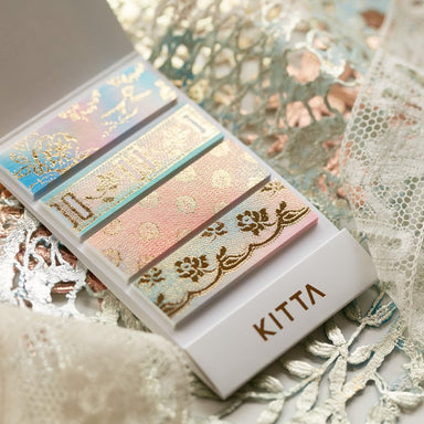 [Pre-order / Shipped on/after Sep. 30th] KITTA Stickers - Vintage