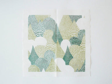 Paper Napkin - Forest