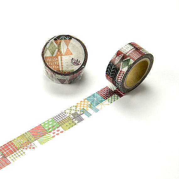 Discontinued Washi Tape - Stone 030