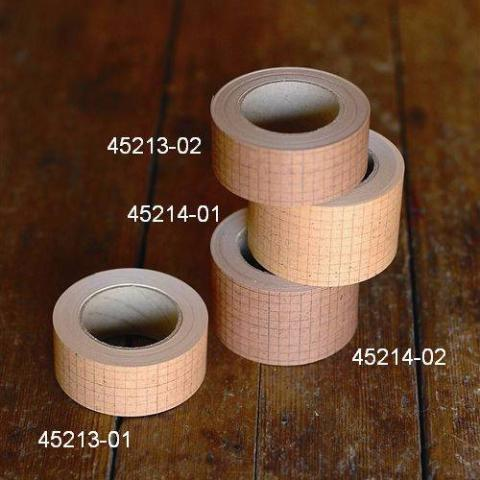 Classiky Grid Kraft Tapes