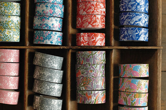 Classiky Washi Tapes 13101-08