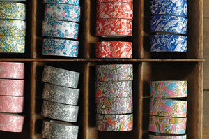 Last Stock Classiky Washi Tapes, 13101-06