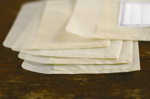 Discontinued Glassine Paper Envelopes with Label, 20321-03, 20321-04