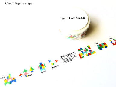 35% OFF mt kids Washi Tape MT01KID026