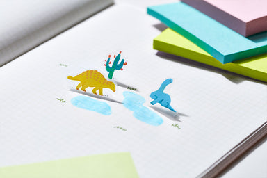 Pop-up Stickers - Dinosaur