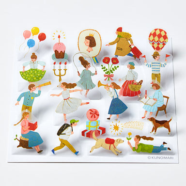Pop-up Stickers - Holiday