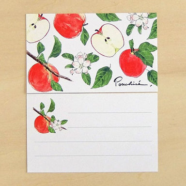 Note Card - Apple