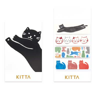 KITTA Stickers - Cats 026