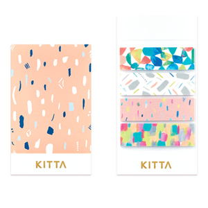 KITTA Stickers - Colorful 037