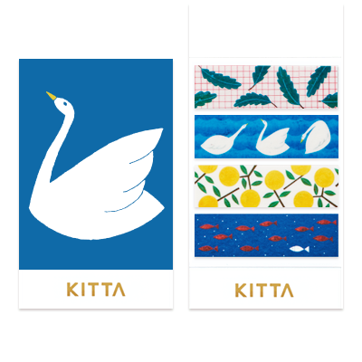 KITTA Stickers - Landscape