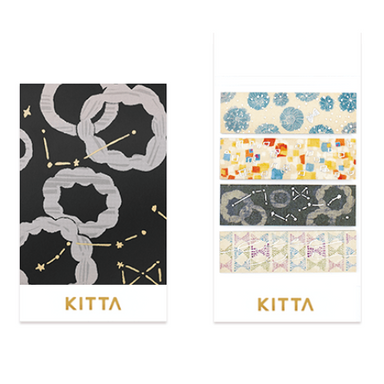 KITTA Stickers - Butterfly