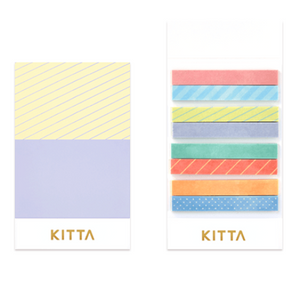 KITTA Stickers - Slim 2 S002