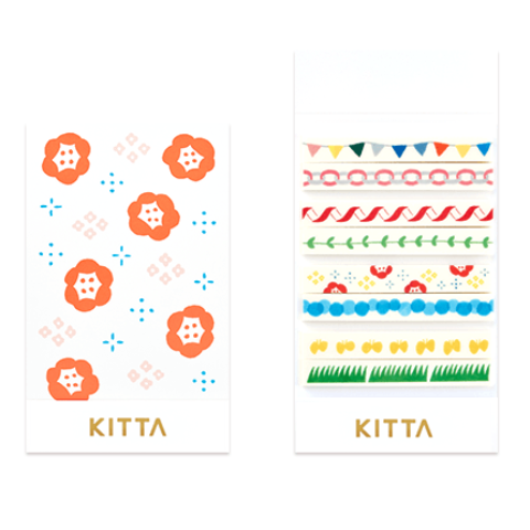 KITTA Stickers Slim - Festival