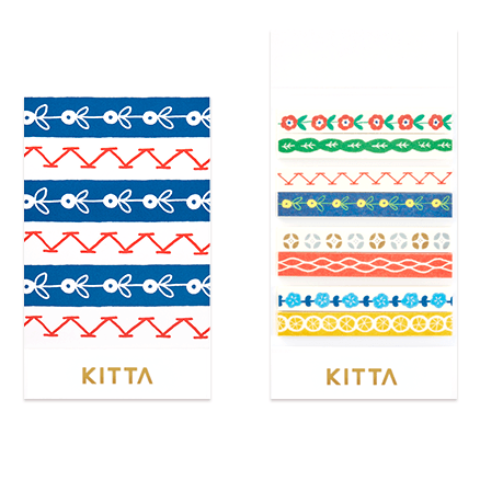 KITTA Stickers - Slim Chirorian