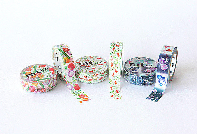 Washi Tape - Goldfish