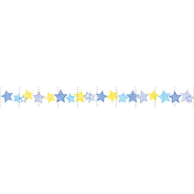 Slim Washi Tape - Stars
