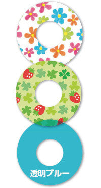 Donuts Seal Stamp Refill Stickers - Flower