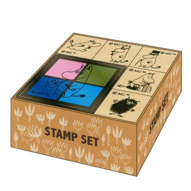 Moomin Mini Stamp Set A