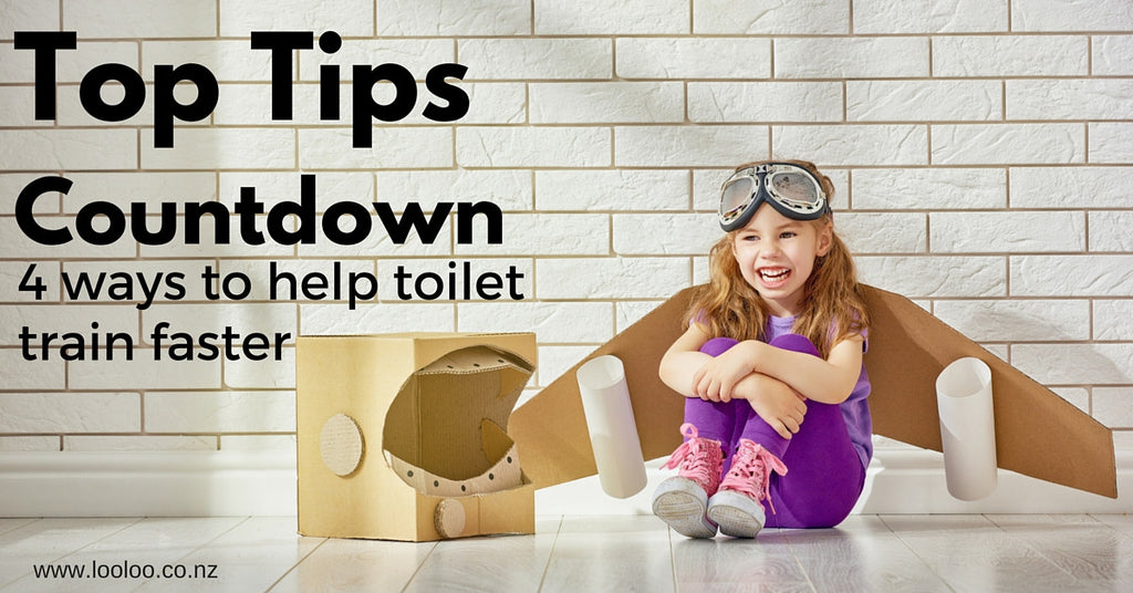 How to Toilet Train Your Child In Days Rather Than Months