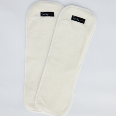 Bamboo booster pads