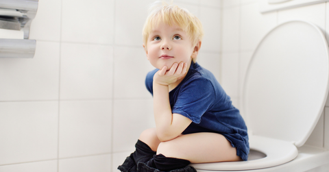 Toilet Training autistic kids