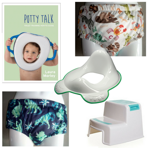 Toilet training starter pack