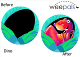 Weepals before and after picture
