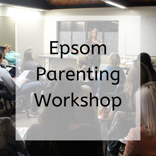 Epsom Toilet Training Live Workshop