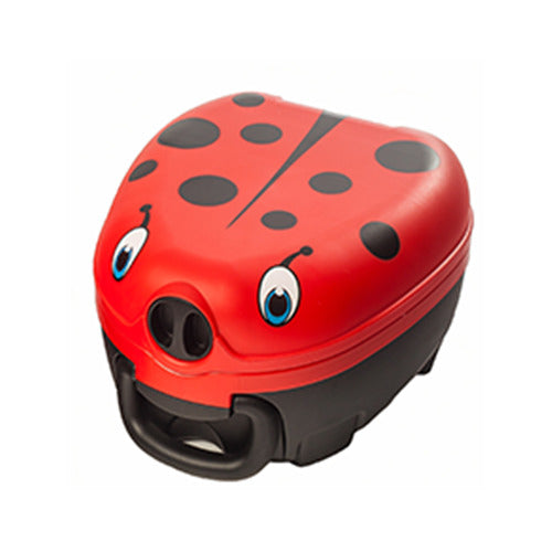 Toilet Training Kids Step Stool - Ladybird