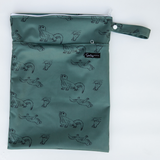 Double Pocket Wet Bags - 9 colours