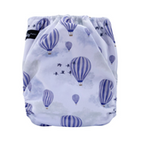 Cloth Nappy Sassy Pants with Velcro: Come Fly with Me
