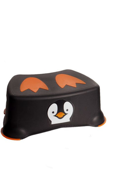Toilet Training Kids Step Stool - Penguin