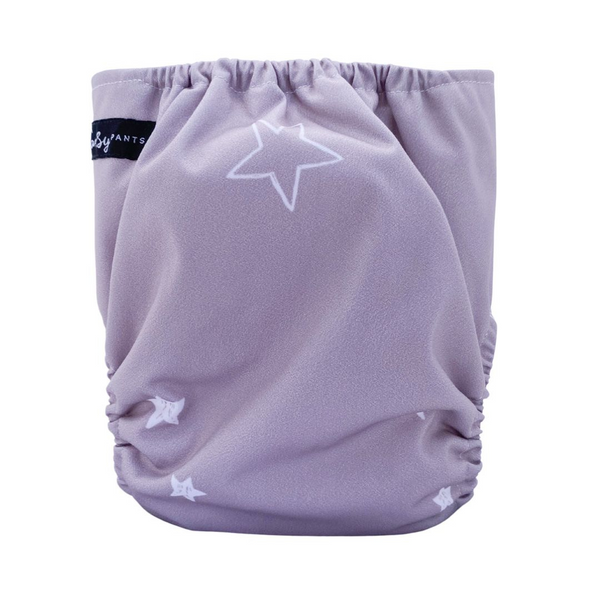 Cloth Nappy Sassy Pants with Velcro: Stars
