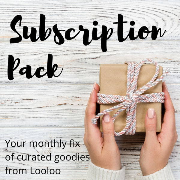 June Looloo Subscription Pack: Bubs and Breast Feeding Mummas