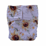 BACK IN STOCK 20 MARCH Cloth Nappy Sassy Pants with Velcro: Sundae Ray