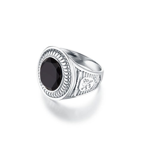 NEW: Nobles Signature - Silver ring