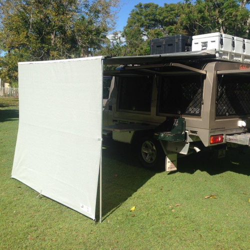 4WD Awning Screen
