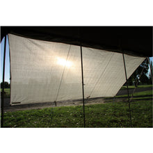Camper Shade Screen
