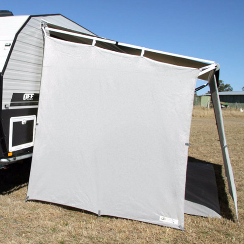 Full Size Caravan End Wall