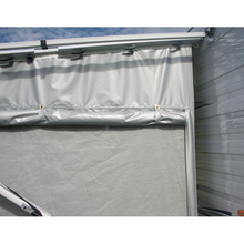Caravan Wind Break Wall