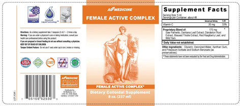 Female Active Complex