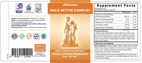 Male Active Complex