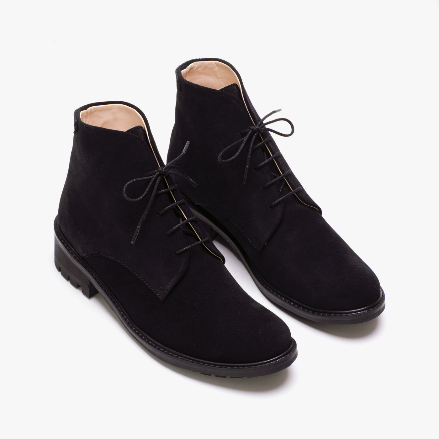 OLA SUEDE BOOT BLACK