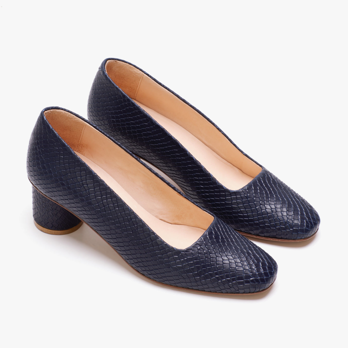 KIIA PUMP NAVY LIZARD